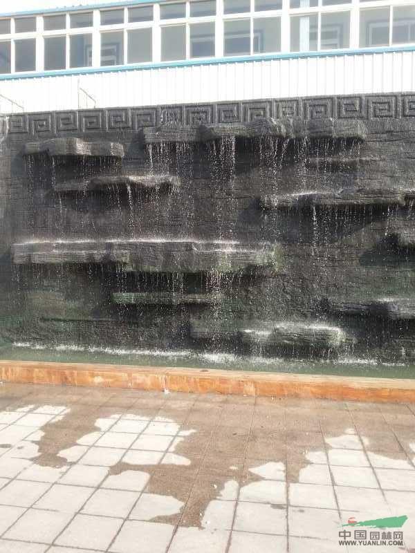 水幕墙 景观造型石 水幕墙室内水幕墙效果图室内水幕墙效